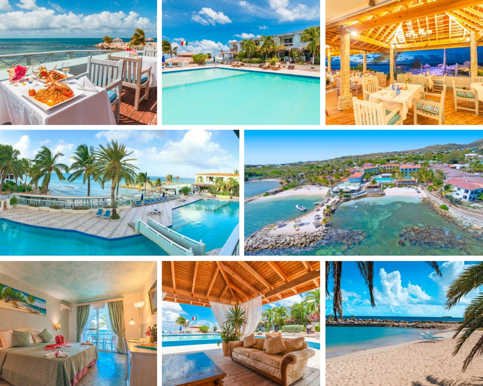 OCEAN POINT HOTEL & SPA - ANTIGUA E BARBUDA